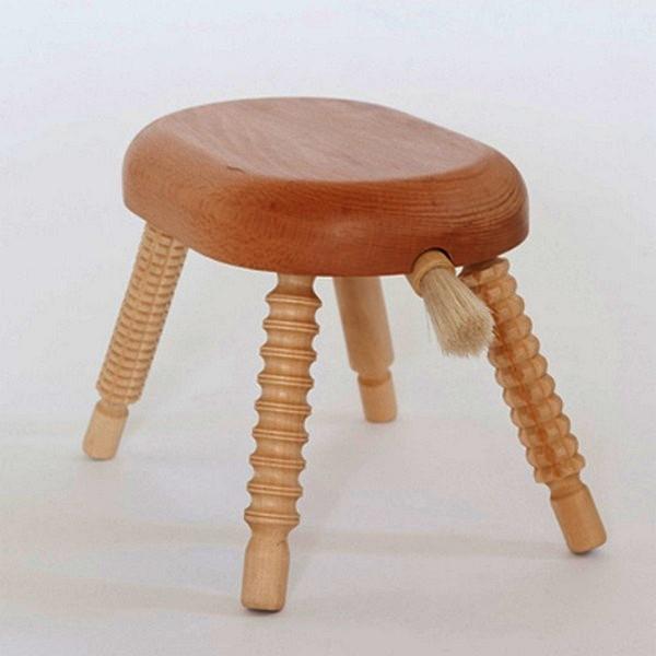 Деревянные детские стульчики Alba chairs от Roger Arquer