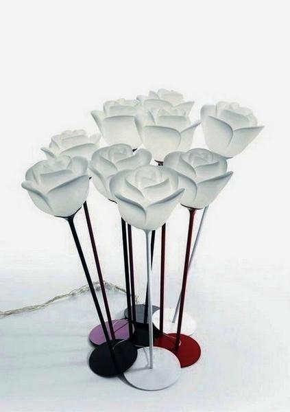 Лампы с розового куста. Проект Baby Love от Myyour