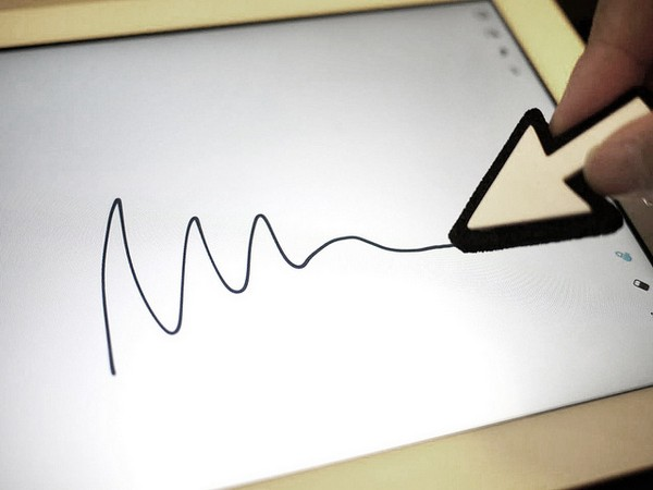 Вместо пальцев - курсорыдля сенсорных экранов в виде курсоров