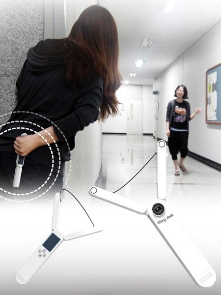 Sling Shot Camera, концептуальная камера-рогатка