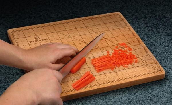 *Мерная* досточка Beechwood Cutting Board
