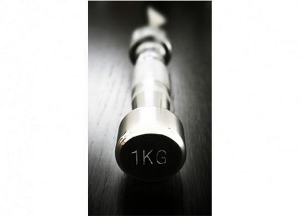 Килограммовые вилка и нож, двухкилограммовая ложечка. Столовые приборы из серии Eat Fit