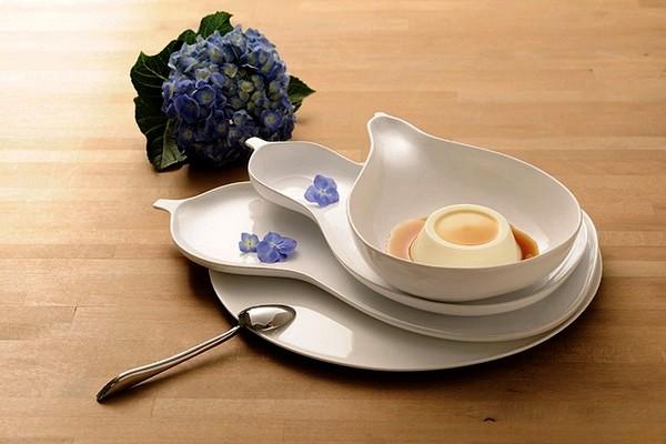 Hulu serveware, традиционная фарфоровая посуда в форме тыквы