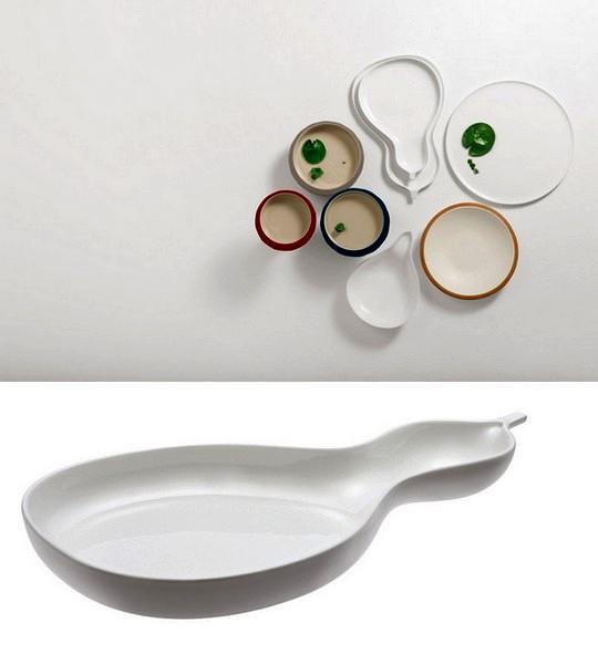 Дизайнерская посуда Hulu serveware в форме тыквы