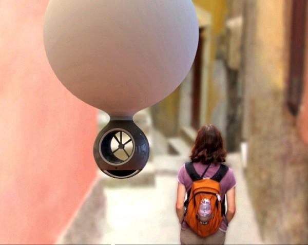 Seed: Total Recall Agent, фантастический гаджет-спутник для туриста