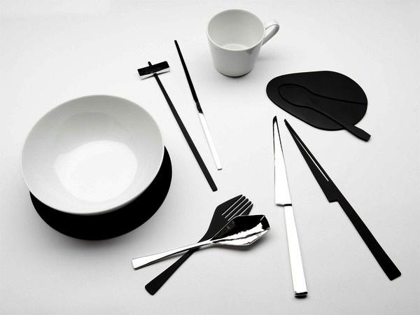 Trace of Shadow, посуда, тени от которой можно потрогать