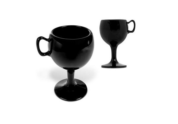 Кружка-бокал для гламурных кофеманов