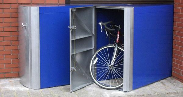 Компактный модуль Velo Safe от Cycle Works Ltd