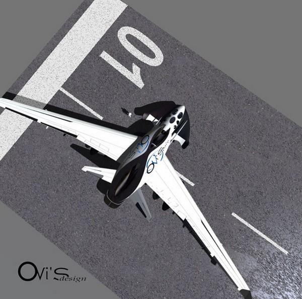Космолет для четверых Air XLDron