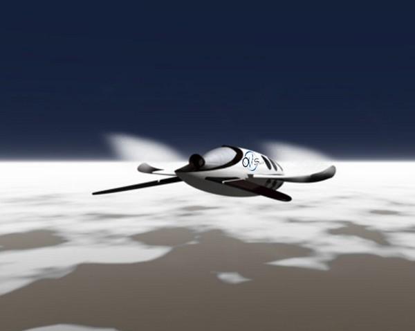 Космолет Air XLDron: изменяемая стреловидность крыла поможет вернуться домой