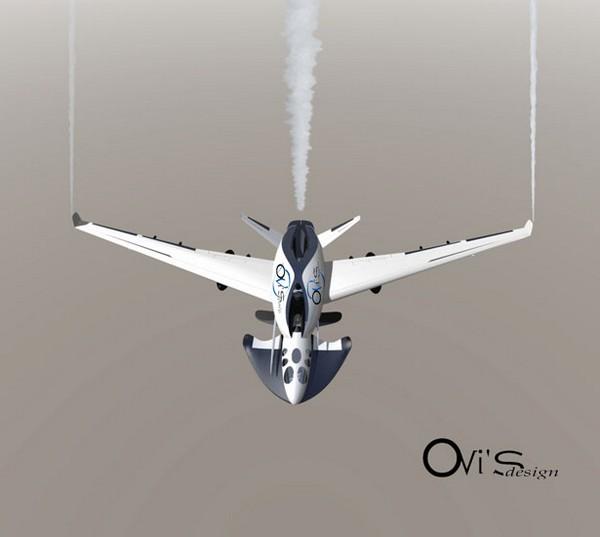 Космолет Air XLDron