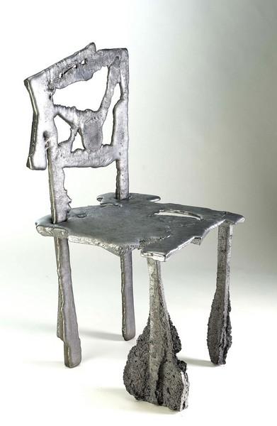 Discast Chair. Экспериментальный дизайн от Ronen Kadushin
