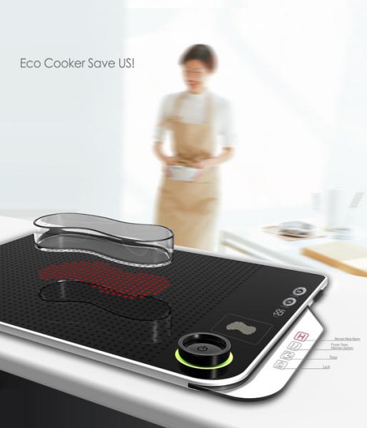 Электроплитка мечты Eco Cook