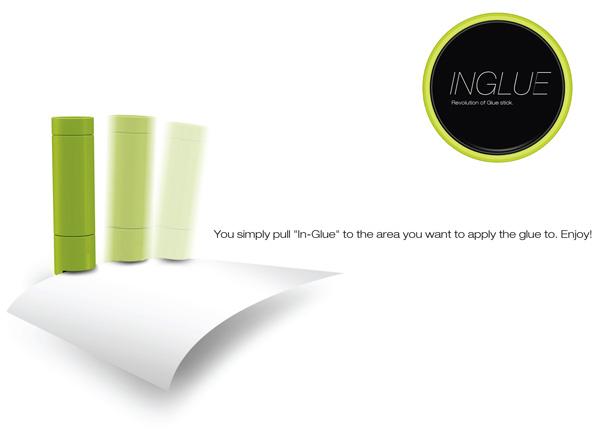 Клей-карандаш InGlue