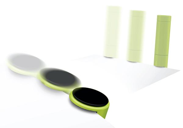 Клей-карандаш InGlue: просто надави пальцем