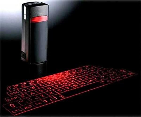 Виртуальные лазерные клавиатуры: Virtual vkb Keyboard