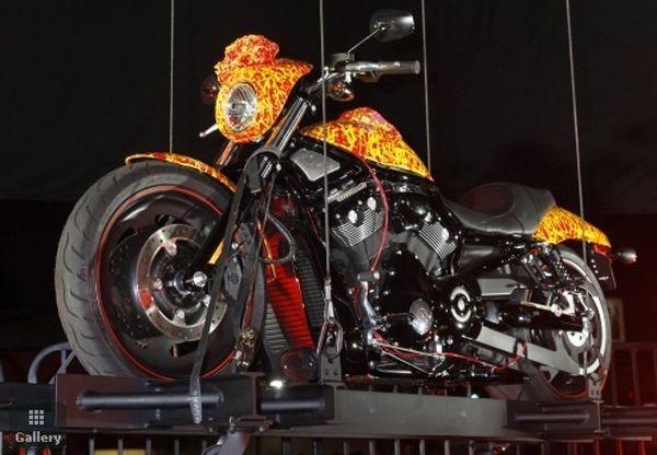 Мотоцикл Harley Davidson