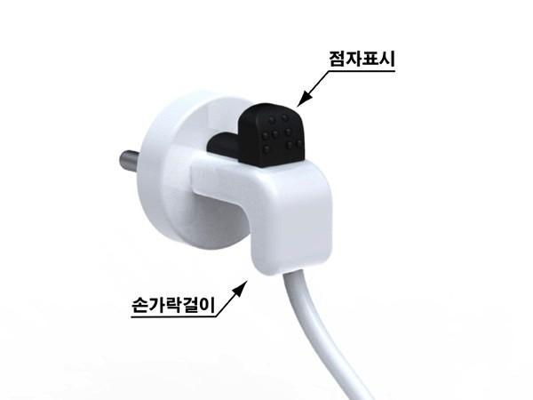 Smiley Plugs, штепсели-смайлики с кнопкой для удачного извлечения