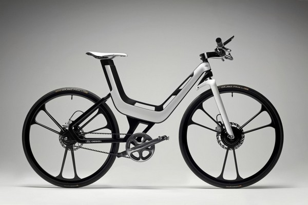 Электрический велосипед E-Bike от Ford