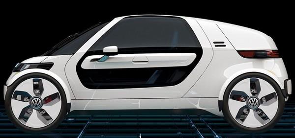 Одноместный и электрический Volkswagen Nils
