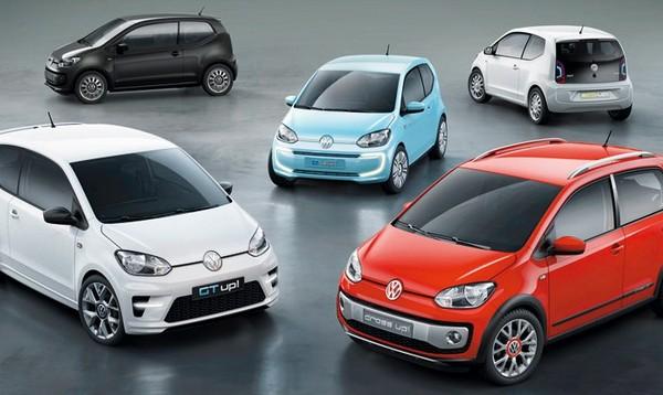 Серия малолитражек Volkswagen Up!