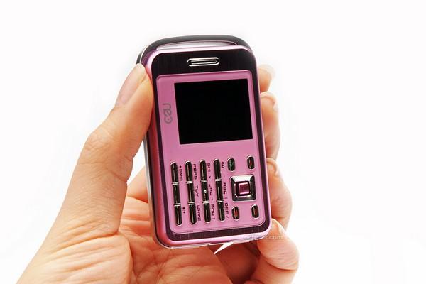 Самый маленький мобильный телефон