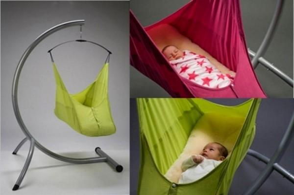 Hushamok, кроватка-люлька на радость и детям, и их родителям
