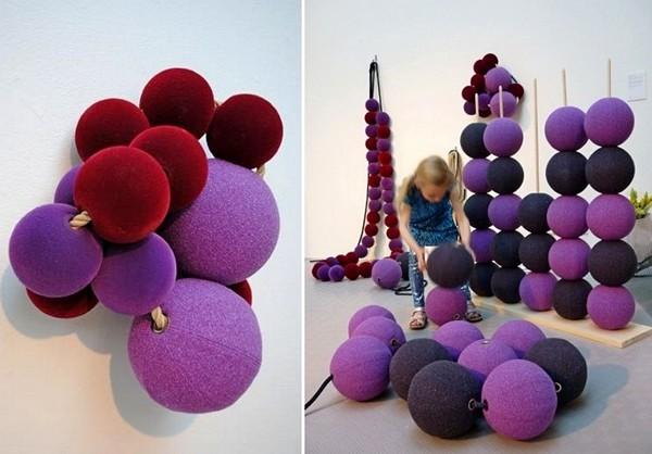Мебель-бусины Pixtel Shapes, понравятся и детям, и родителям