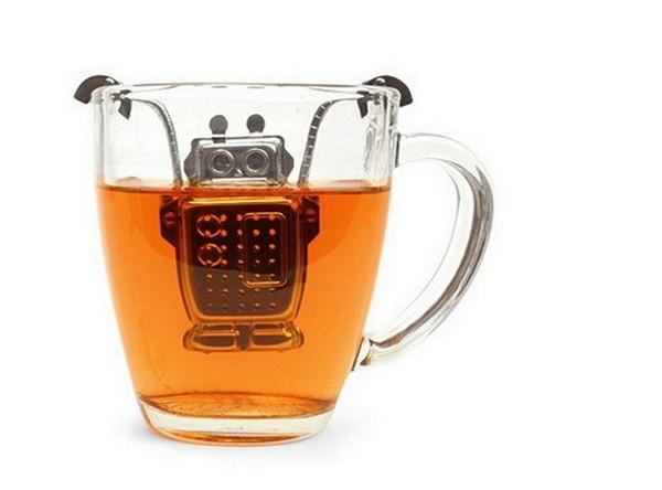 Роботочай, или Robot Tea Infuser в помощь чаелюбу