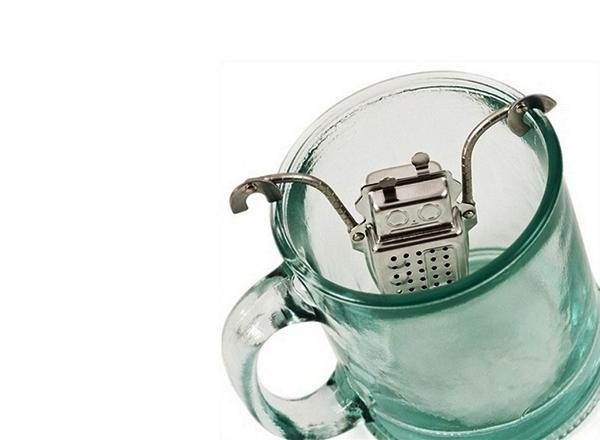 Robot Tea Infuser, робот-заварник для чаелюба-единоличника