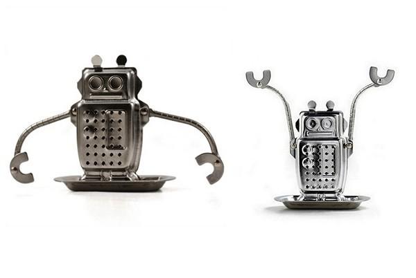 Robot Tea Infuser, робот-заварник Hugo для чаелюбов
