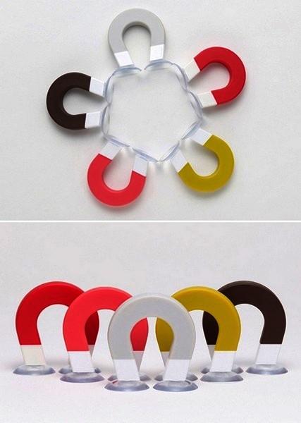 Коллекция разноцветных Your Magnet