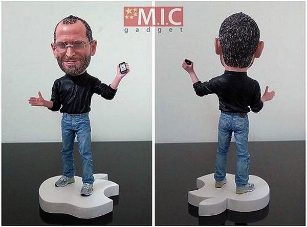 Стив Джобс - основатель и душа компании Apple