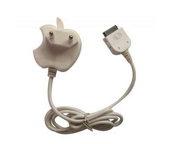 Зарядное устройство в стиле Apple logo