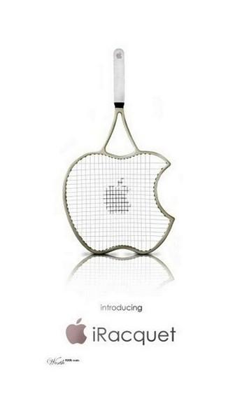 iРакетка для фанатов Apple