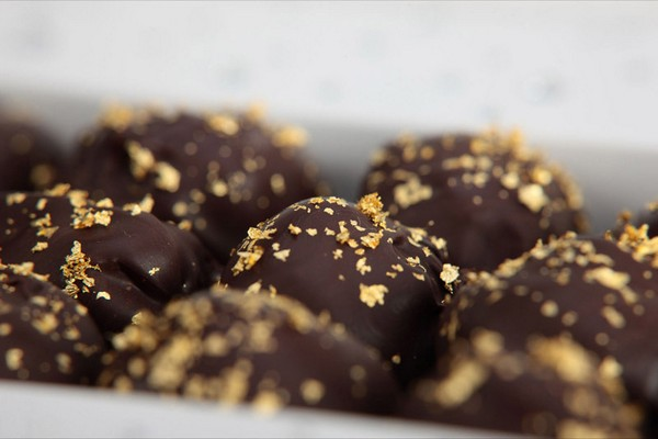 Конфеты от Swarovski и The Chocolate