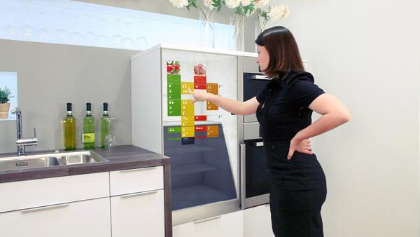 Холодильник будущего In My Fridge