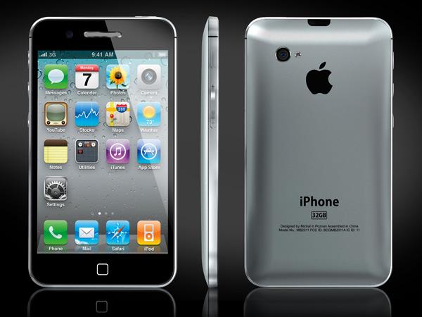 iPhone будущего от Михала Бониковского