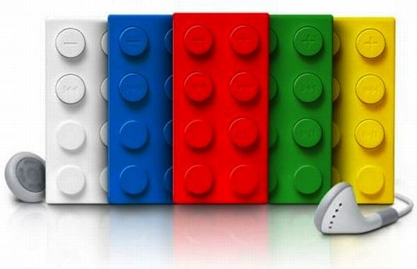 LEGO MP3-Player