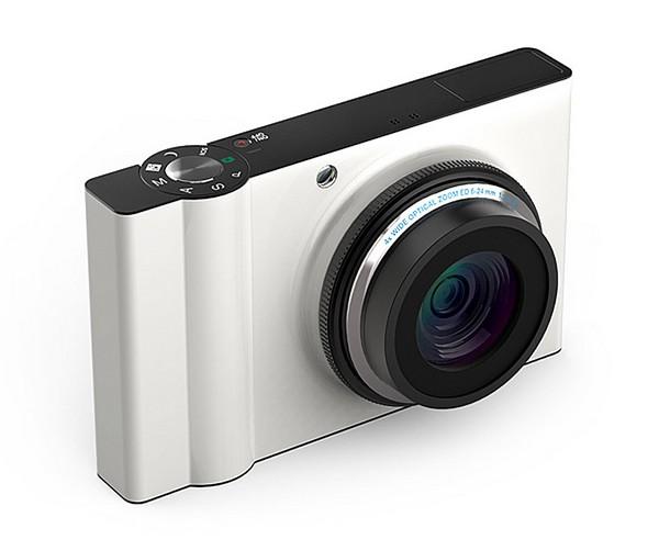 Rotor Digital Camera – крутящийся фотоаппарат с двумя кнопками
