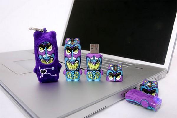 USB-флешка-тотем Zombie Tiki God