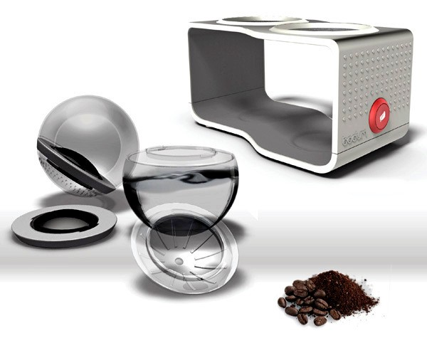 Установка Bodum Coffee & Tea Maker одновременно заварит и чай, и кофе