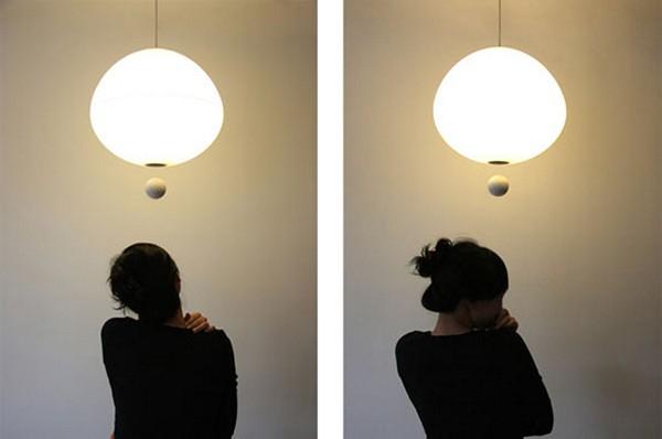 Fiat Lux Lamp, *магический* светильник для дома