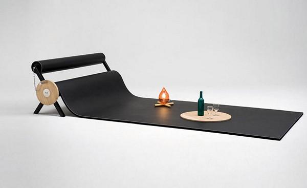 Юмористический молодежный проект многофункциональной мебели Karpett