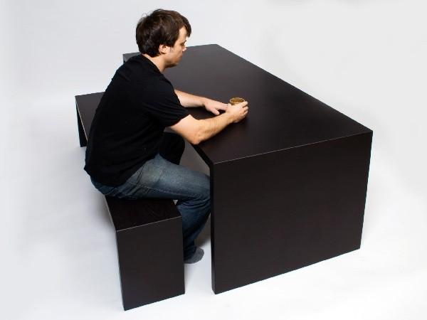 Мебель, которая любит тепло. Проект Linger A Little Longer