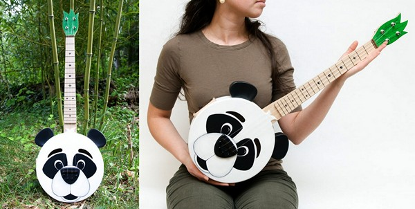 Авторский дизайн струнных музыкальных инструментов от Celentano Woodworks