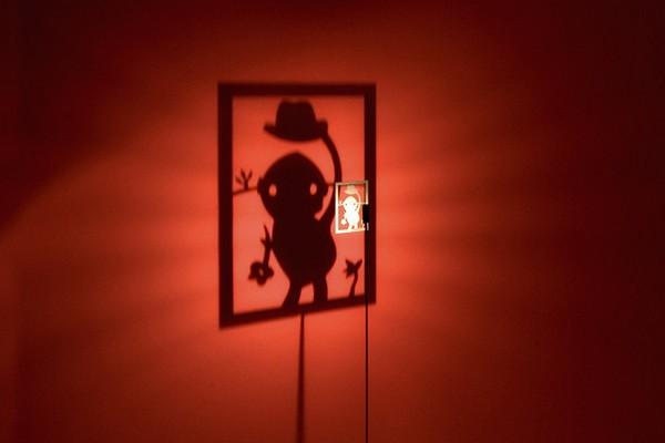 *Театр теней* с необычными светильниками Shining Image