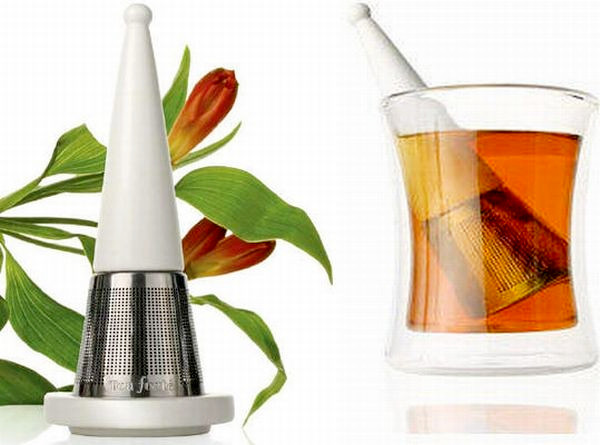 Заварник от компании Cocoboat Luci loose tea infuser
