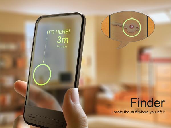 Finder – помощник при поиске ключей, телефона и пульта