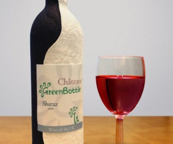 Бутылка для вина от Greenbottle: для настоящих ценителей